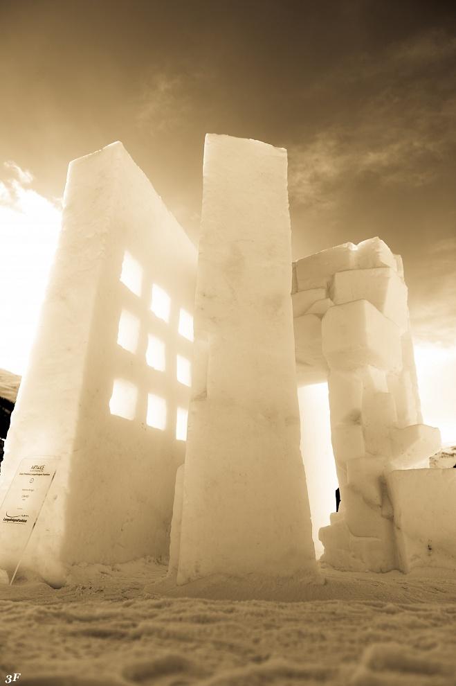 ART IN ICE - work in progress 2011