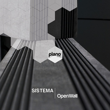 Catalogo Plano - Sistema OPENWALL