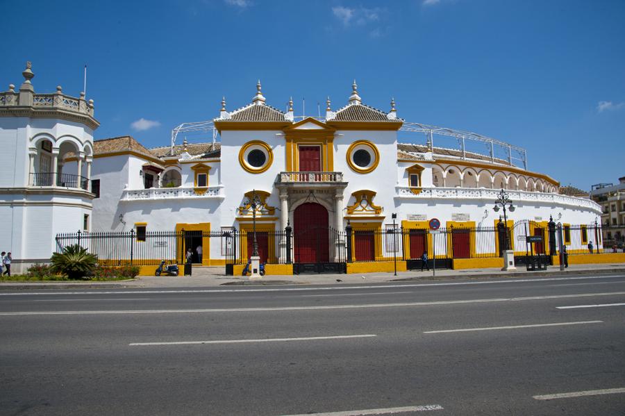 Siviglia  La plaza de toro
