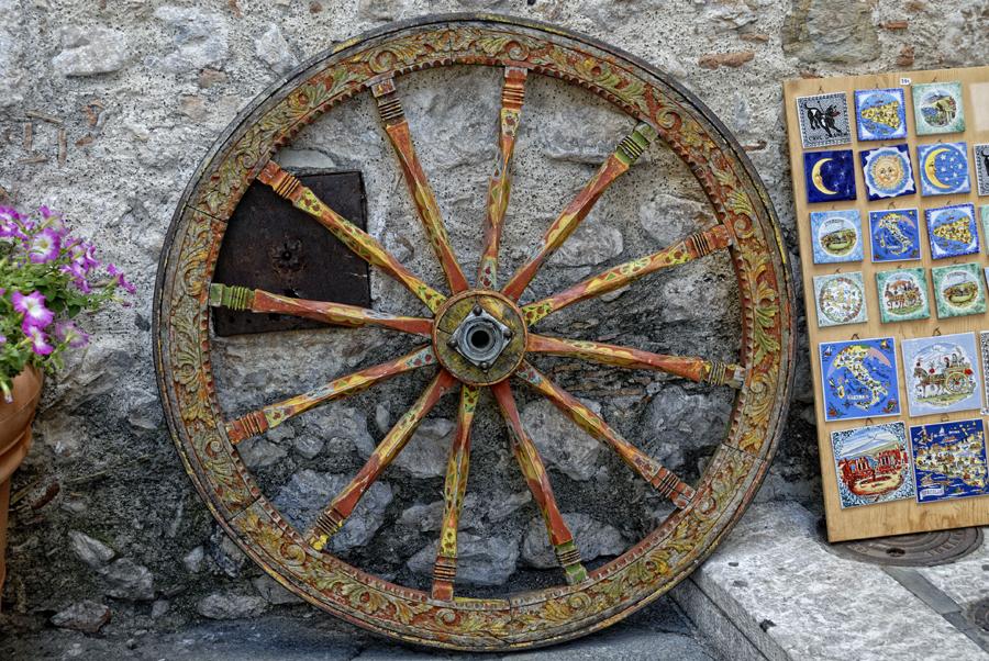 a Taormina