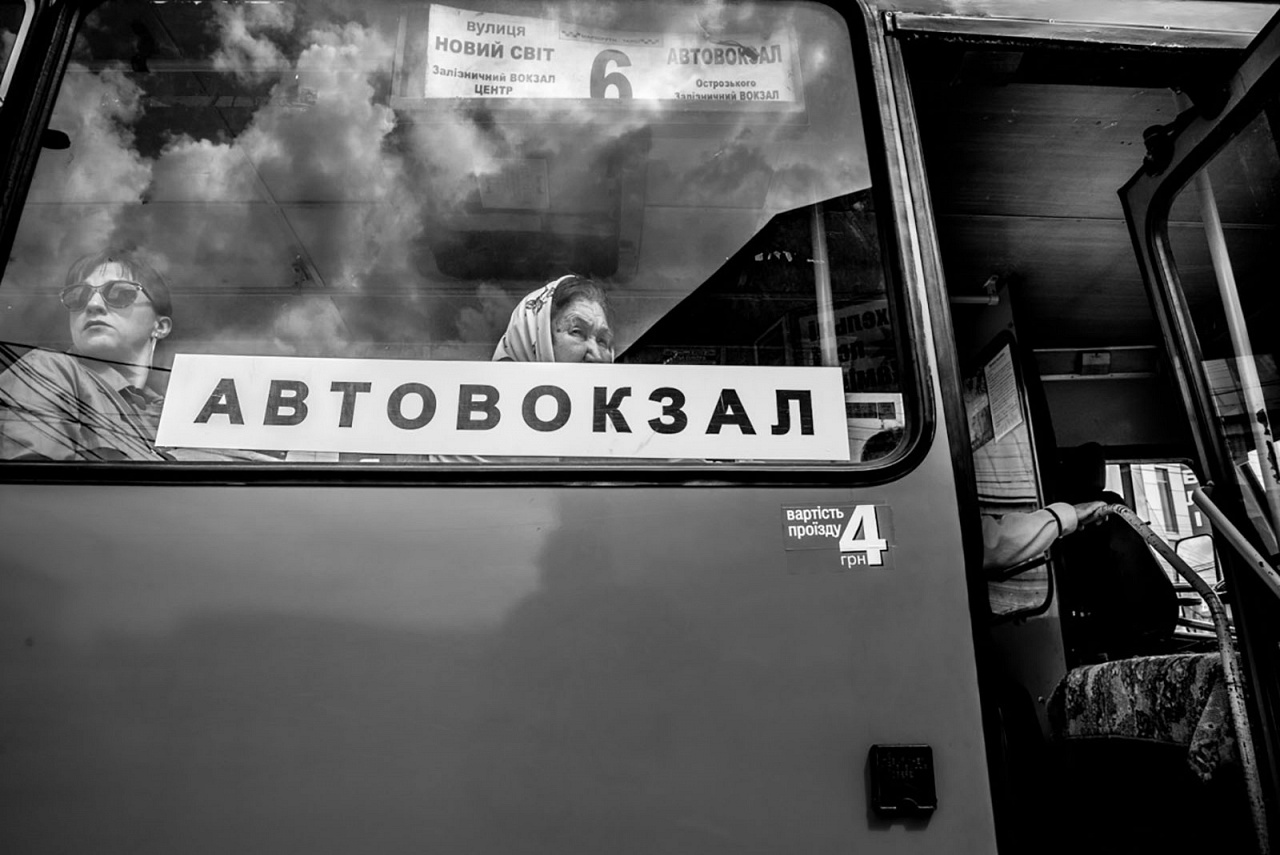 2017 UKRAINE BETWEEN AND ILLUSIONS    © Massimo Gorreri
